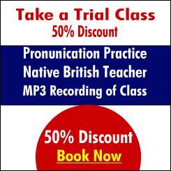 trial english class