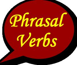 phrasal verbs english